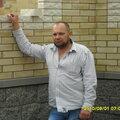 Эдуард Голуб, Строительство забора из профнастила в Белгородской области