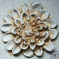 Рельефное панно. 3D картина. Декоративное панно