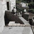 Строительство дома из бетонных блоков