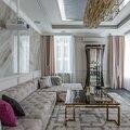 Дизайнерский ремонт квартир в стиле изысканная классика