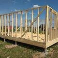 Строительство каркасного дома
