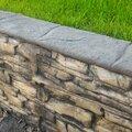 Декоративный печатный бетон (домаск бетон)