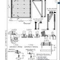 Подготовка проёма под установку секционных ворот (рольставни)