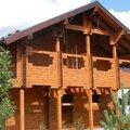 Строительство домов из профилированного бруса Красноярск