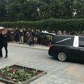Элитные похороны в Москве