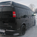 Пассажирские перевозки: Chevrolet Express