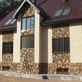 Монтаж фасада из фасадных панелей