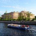 «Северные острова дельты Невы» - водная экскурсия с выходом в Финский залив