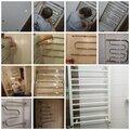 ремонт и замена полотенцесушителя