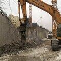 Демонтаж бетонных конструкций