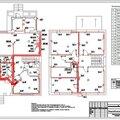 Проектирование сетей электроснабжения,разработка однолинейных схем