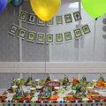"""Детский День рождения в студии """"ЛЮБЛЮ...""""  Пакет услуг """"Ещё ярче!"""""""