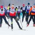 Занятие по беговым лыжам – 4 варианта