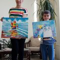 Мастер-классы по рисованию для детей