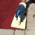 Монтаж резиновых покрытий