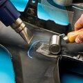 Ремонт пластиковых деталей автомобиля
