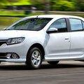 Автомобили: Renault logan