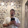 Павел Никитин, Штукатурка стен в Левобережном