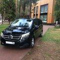 Аренда минивэна: Mercedes-Benz V Class