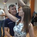 Занятие по свадебному танцу: индивидуально, разовое занятие