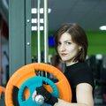 Инна Кирсанова, Занятие в тренажерном зале в Нижегородском районе
