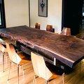 Изготовление уникальный столов и барных стоек.