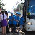 Аренда автобуса для детей: JAC, Merseses, Neoplan, Higer  и др.
