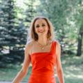 Наталья Ривука, Ведущий корпоратива в Сосновском районе