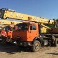 Автокраны: Галичанин 25 тонн