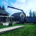 Перевозка строительных грузов и оборудования
